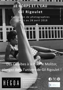 Affiche Gil Rigoulet V3