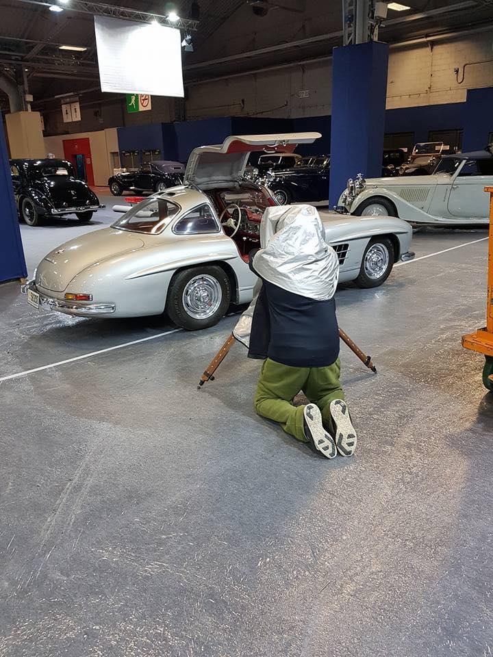 Salon rétromobile 2